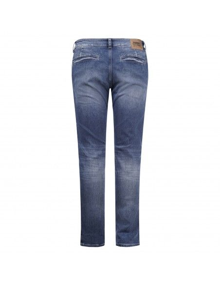 Tommy Jeans - Jeans tasca a filo lavaggio medio per uomo | dm0dm108251a5