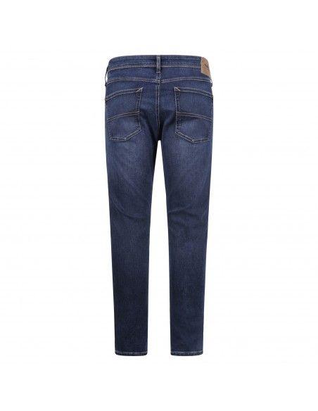 Tommy Jeans - Jeans cinque tasche lavaggio medio per uomo   dm0dm108071bk