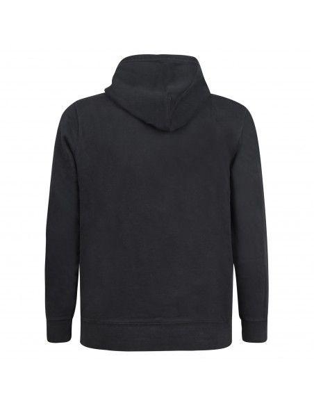 Levi's - Felpa nera cappuccio con ricamo logo sul petto per uomo   34581-0001