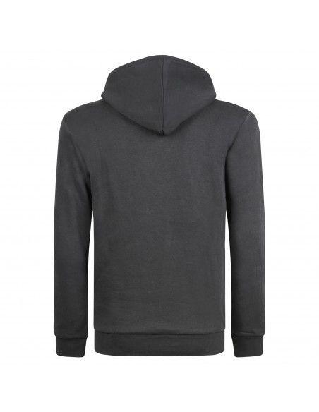 Adidas Originals - Felpa nera con cappuccio per uomo   h34652
