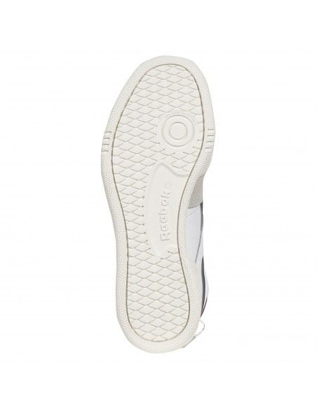 Reebok - Sneakers bianche con punta in suede per uomo | g55071