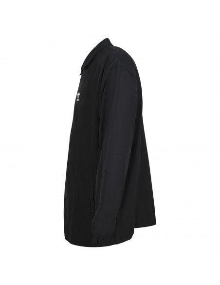 Adidas Originals - Giubbotto coach a vento nero per uomo | h09129