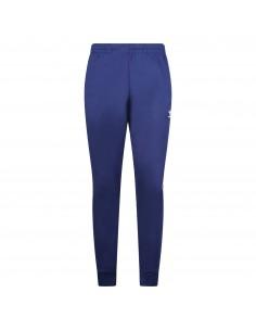 Pantalone blu con tre strisce
