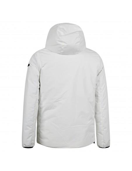Sunstripes - Giubbotto bianco con cappuccio per uomo | 21au11600t bianco