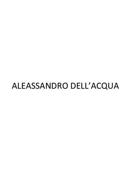 Alessandro Dell'Acqua